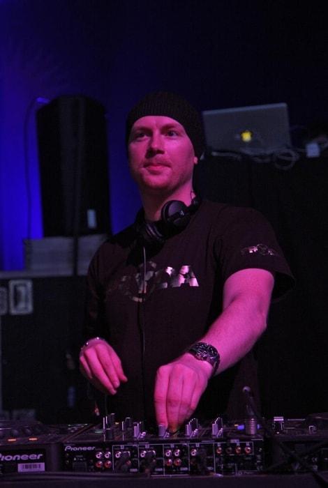 Eric Prydz as seen at Glastonbury 2009