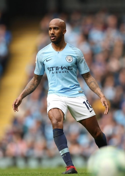 Fabian Delph as seen in September 2018
