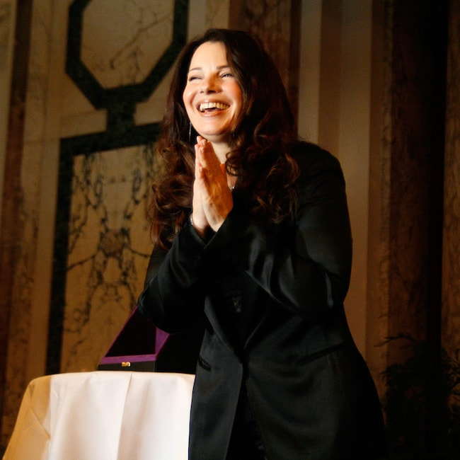 Fran Drescher during the charity ball dancer against cancer in 2010