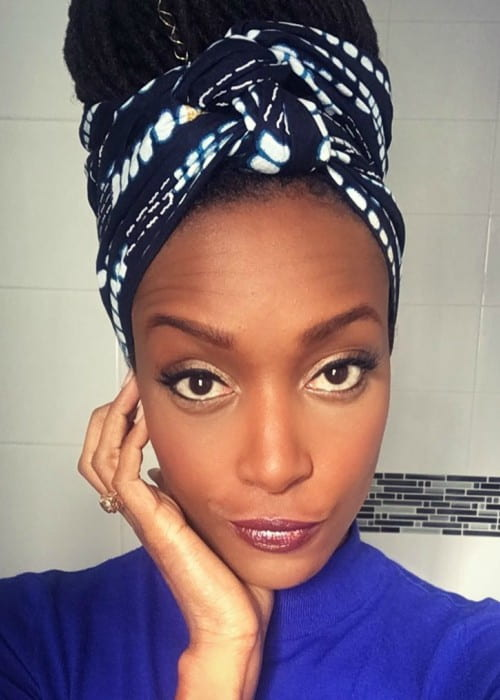 Franchesca Ramsey in an Instagram selfie as seen in November 2017