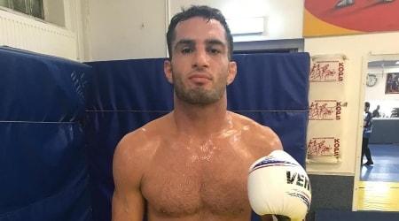 Gegard Mousasi Height, Weight, Age, Body Statistics