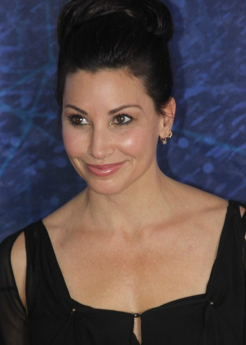 Gina Gershon at Foxwoods Theatre in June 2011