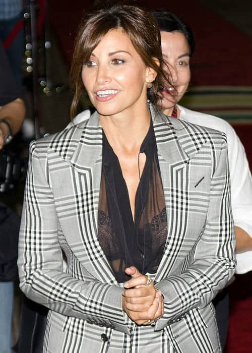 Gina Gershon at the 2011 Toronto International Film Festival