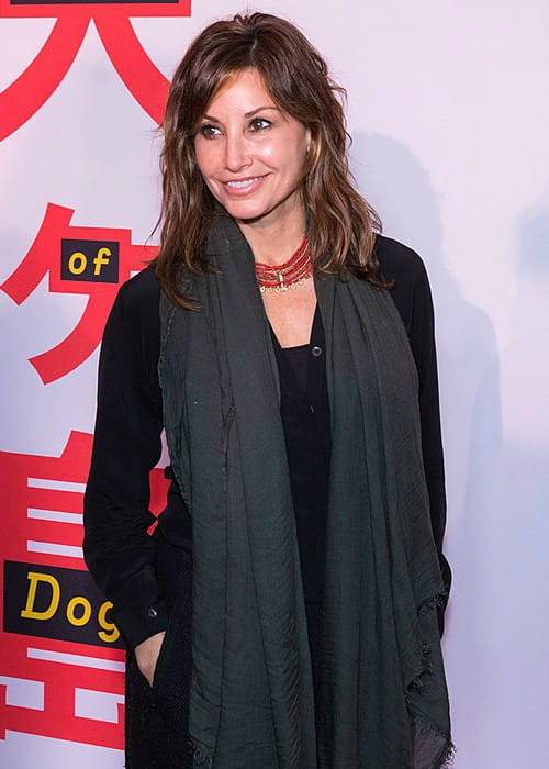Gina Gershon at the screening of 'Isle of Dogs' in March 2018