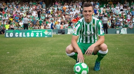 Giovani Lo Celso Height, Weight, Age, Body Statistics