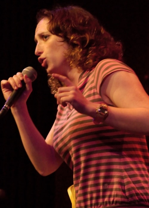 Isy Suttie as seen in March 2007