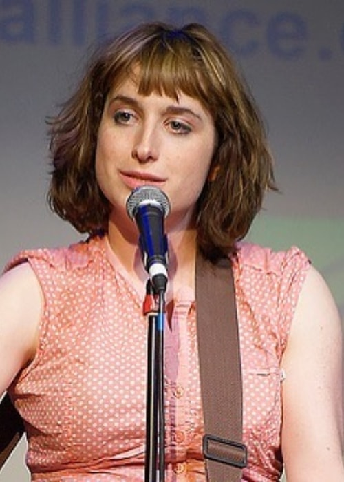 Isy Suttie during an event
