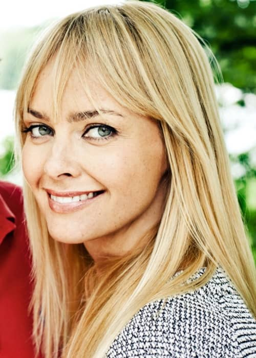 Izabella Scorupco as seen in July 2013