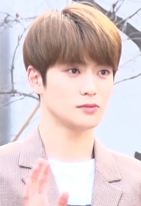 Jaehyun as seen in March 2018