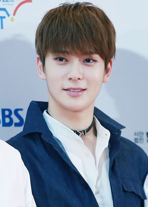 Jaehyun at the Dream Concert in June 2016