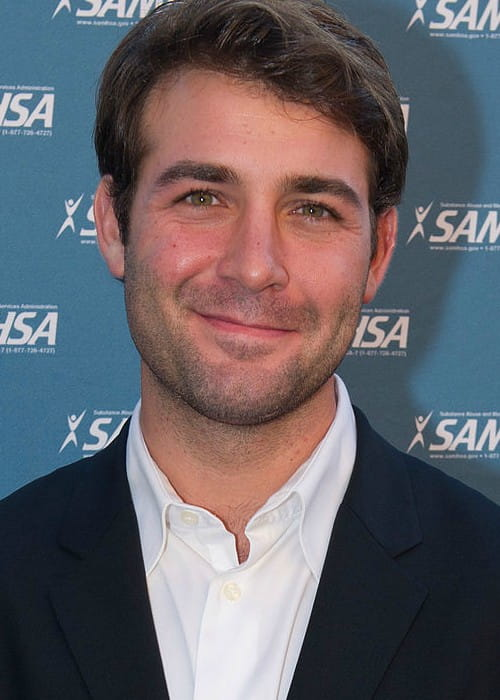 James Wolk at the 2014 Voice Awards