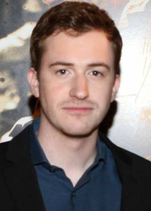 Joseph Mazzello as seen in February 2010