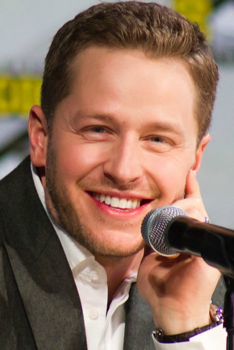 Josh Dallas at the 2014 Comic-Con International