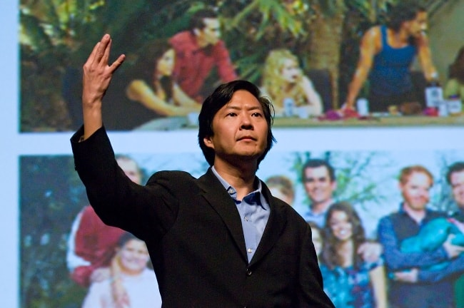 Ken Jeong as seen in March 2010