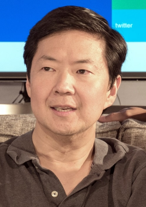 Ken Jeong as seen in March 2015