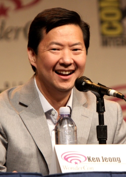 Ken Jeong at Wondercon 2012 in Anaheim, California