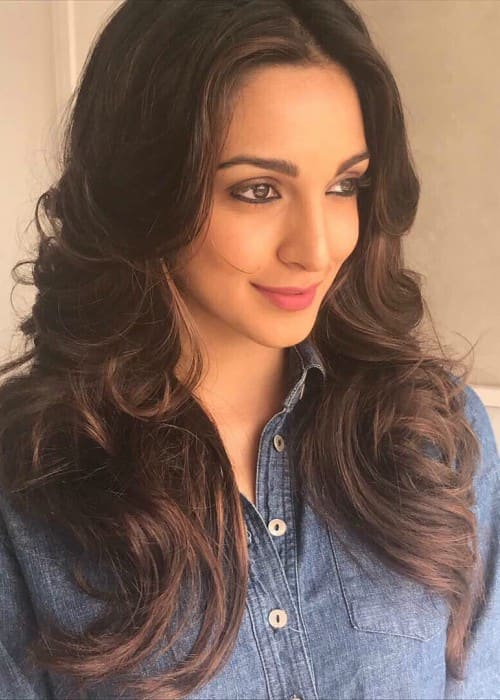 Kiara Advani as seen in June 2017