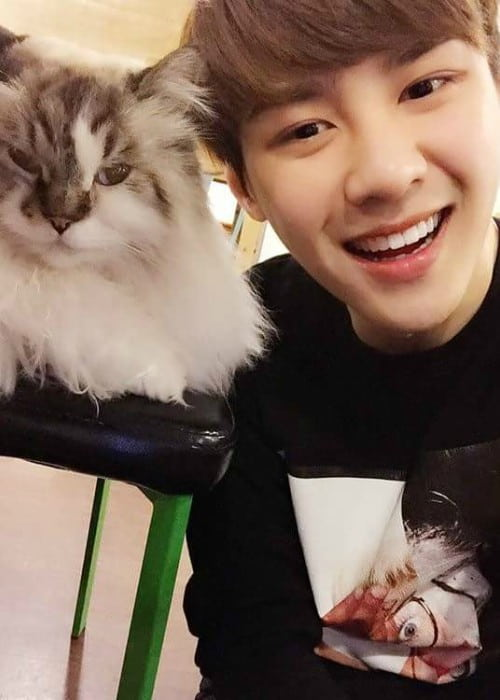 Kun in an Instagram post in May 2017