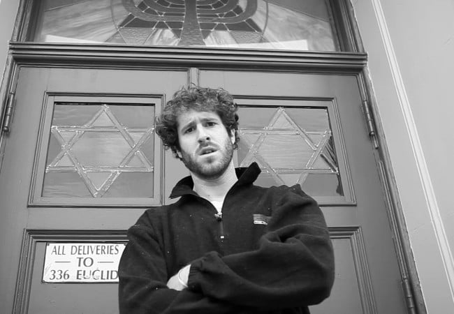 Lil Dicky as seen in April 2013