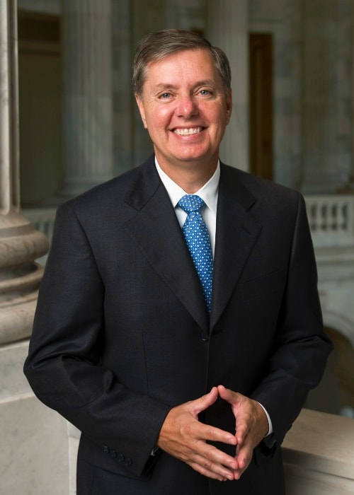 Lindsey Graham as seen in August 2006