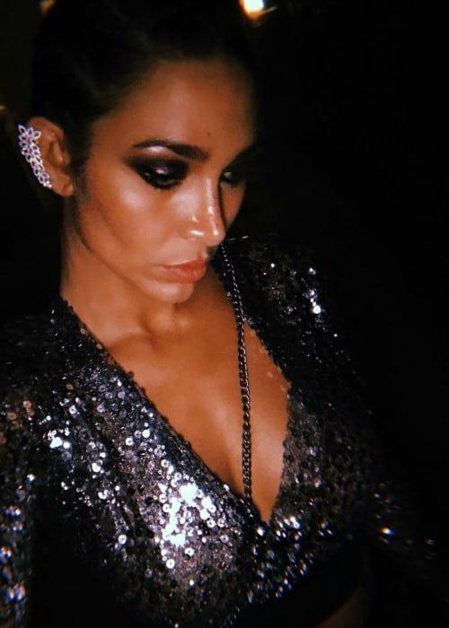 Lisandra Silva as seen in September 2018