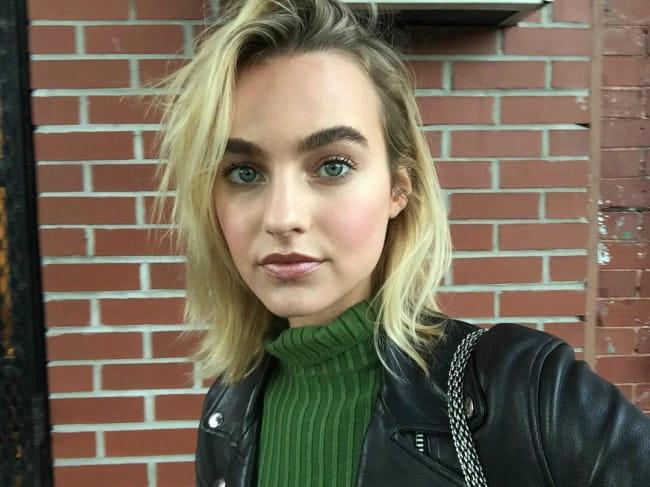 Maartje Verhoef in an Instagram post in November 2017