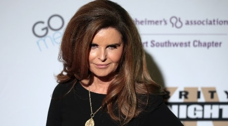Maria Shriver Height, Weight, Age, Body Statistics