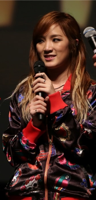 Meng Jia as seen at Star Performing Arts Centre, Singapore in February 2013