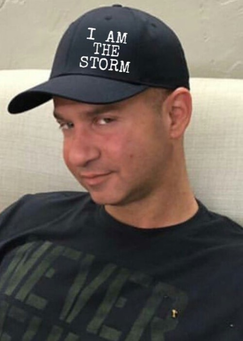 Mike Sorrentino as seen in September 2018
