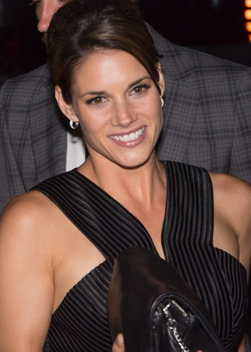 Missy Peregrym as seen at the Hollywood Foreign Press Association & InStyle's 2014 TIFF Celebration