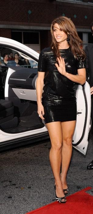 Missy Peregrym at the Gemini Awards Gala 2010