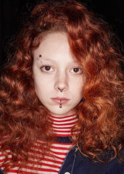 Natalie Westling as seen in May 2016