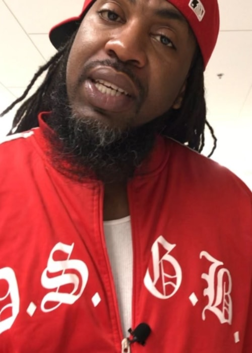 Pastor Troy in a selfie as seen in October 2018