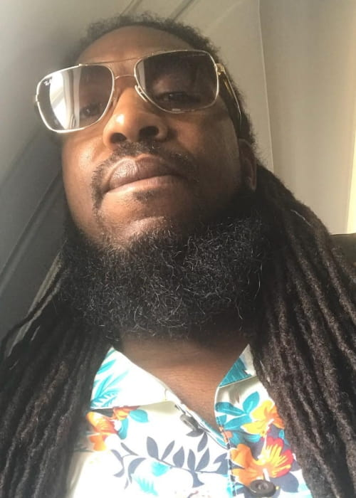 Pastor Troy in an Instagram selfie as seen in May 2018