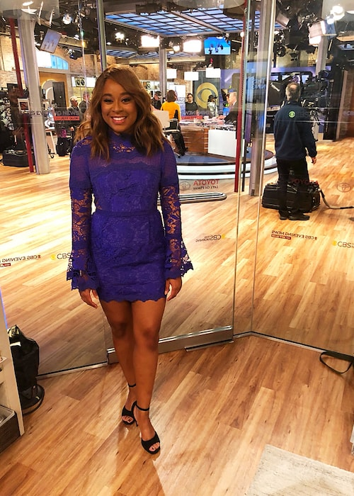 Phoebe Robinson at CBS Broadcast Center in February 2018