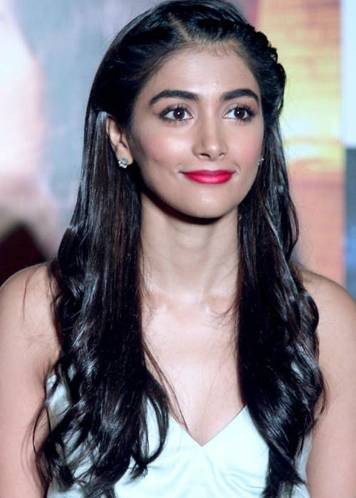 Pooja Hegde during an event in August 2016
