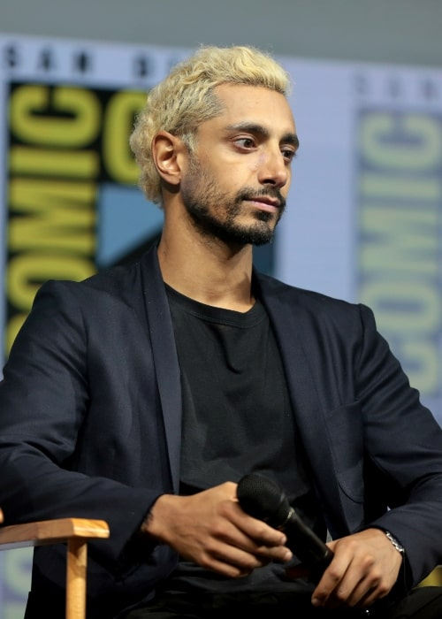 Riz Ahmed as seen at the 2018 San Diego Comic-Con