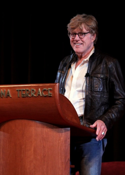 Robert Redford as seen in 2009