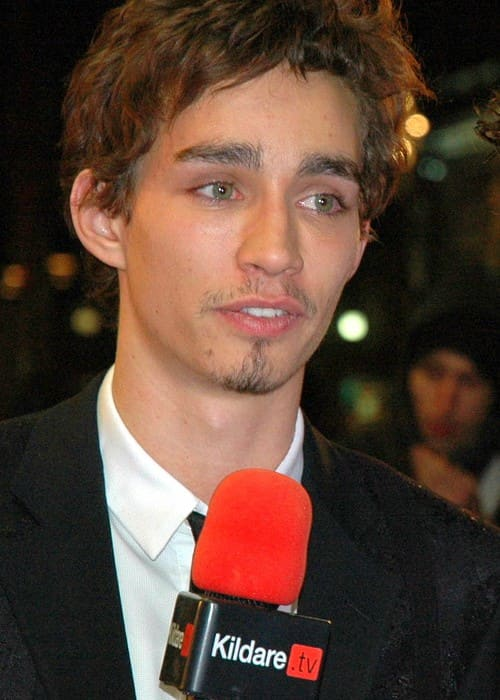 Robert Sheehan at the premiere of Killing Bono in March 2011