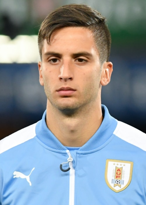 Rodrigo Bentancur as seen in November 2017
