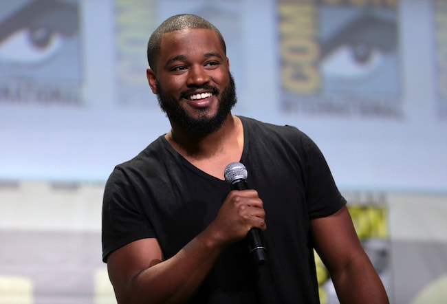 Ryan Coogler at the 2016 San Diego Comic-Con International