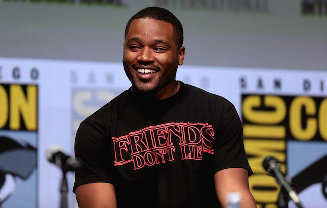 Ryan Coogler at the 2017 San Diego Comic-Con International