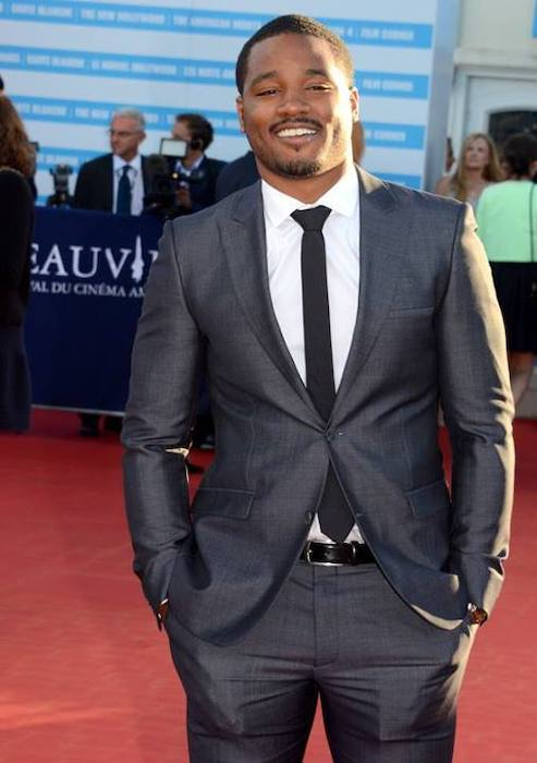 Ryan Coogler during the Deauville Film Festival in 2013
