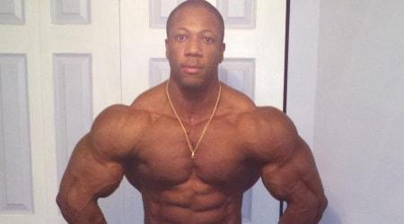 Shawn Rhoden Height, Weight, Age, Body Statistics