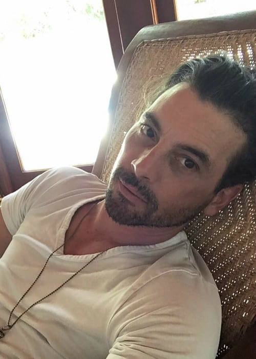 Skeet Ulrich as seen in August 2017