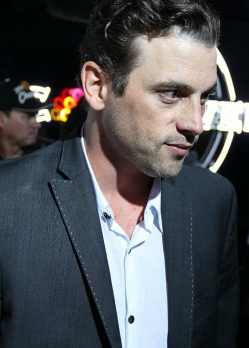 Skeet Ulrich at the NBC party at the Television Critics Association in July 2010
