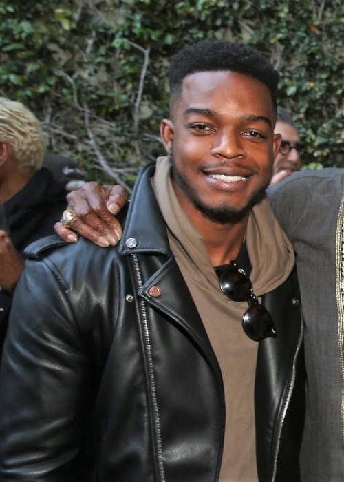 Stephan James as seen in March 2017