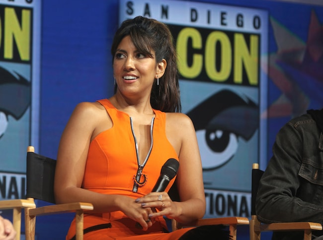 Stephanie Beatriz at 2018 San Diego Comic-Con International