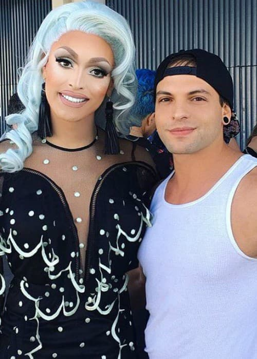 Tatianna and Eddie Danger as seen in May 2017