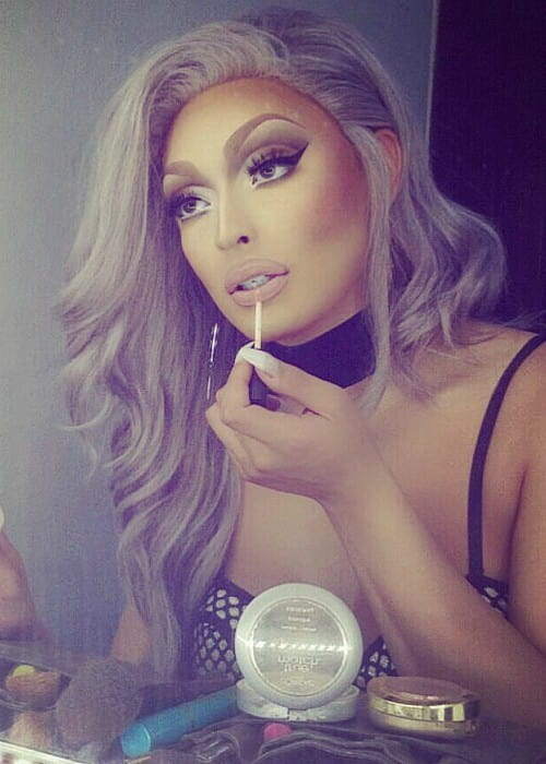 Tatianna as seen in January 2017